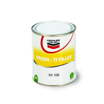 04109-04004 Green-Ti Filler Grey Oldószerbázisú Füller