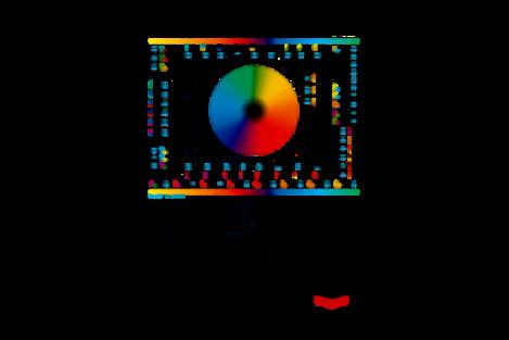 Colour Circle Effect Colours