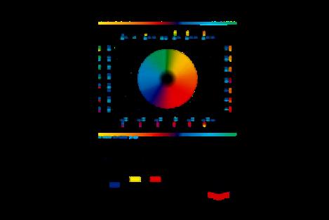 Colour Circle Solid Colours