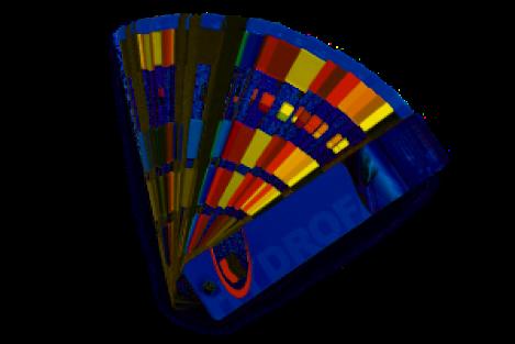 Hydrofan Tinting Guide