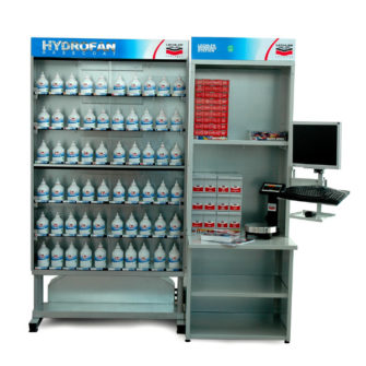 Hydrofan rendszer