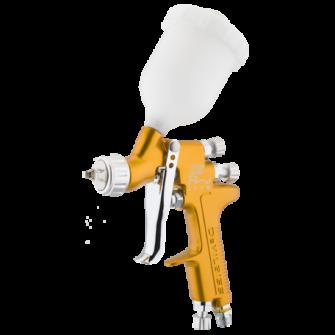SRI Pro LITE Ejtőtartályos pisztoly foltjavításhoz, design festéshez