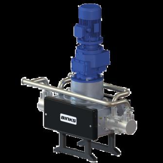 Elektromos E2-30 pumpa