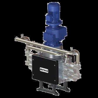 Elektromos E4-60 pumpa