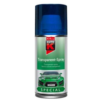 Átlátszó Spray