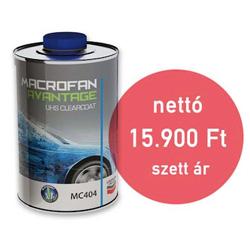 MC404 + Edző+ Adalék